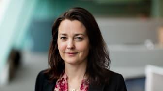 Helena Staaf, projektledare, är en av årets klasscoacher