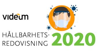 Hållbarhetsredovisning Videum AB 2020
