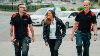 SafeTeams medarbetare trivs och är mer engagerade än någonsin!