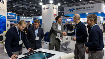 Oi London 2020 will be a meeting point for over 500 exhibitors. Photo from Oi London 2018