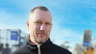 Per-Anders Bergman, teknik- och fastighetsdirektör