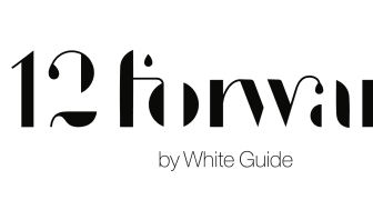 Want to taste the future? 12forward by White Guide is here.