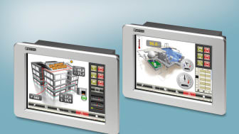 HMI Devices for Graphic-Intensive Applications
