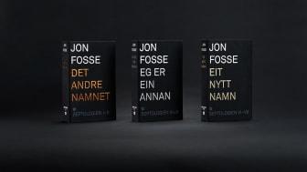 """Storverket Septologien av Jon Fosse komplett med lanseringa av band tre; """"Eit nytt namn"""""""