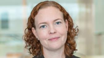 Sabina Jonestrand, chef BREEAM och hållbar infrastruktur, SGBC.