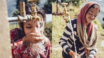 Wasserprojekt in Nepal by Melanie Haas