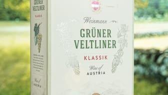 Weinmann Grüner Veltliner från Österrike