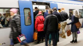 Fortfarande begränsat kommersiellt utbud av regional kollektivtrafik