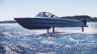 Flying Electric Boat Startup Candela gets backing from TED Curator Chris Anderson