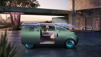 MINI Vision Urbanaut: En ny og digital fortolkning af plads