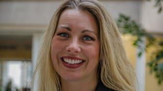 Susanne Kjällander, vinnare av Guldäpplejuryns särskilda pris 2019