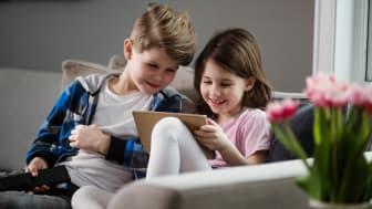 Telenor lanserer en spillportal med flere hundre familievennlige spill.