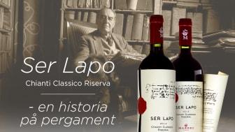 Ser Lapo - nu med historisk dräkt!