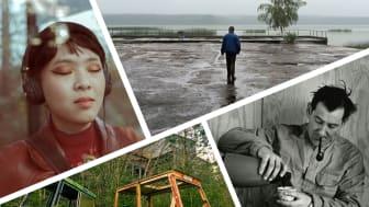 1345 foton och 45 filmer skickades in till årets salong. Foto: Fanny Jansson, Gunta Podina, Björn Granstrand, Thor-Björn Johansson