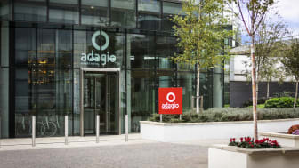 Eingang des neuen Adagio London Brentford © Abaca Corporate/Filip Gierlinski