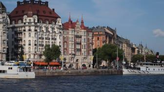 Stockholm - staden som lockar flest resenärer