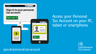 Faster, easier tax repayments are at the heart of the Personal Tax Account