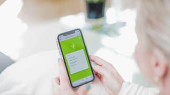 Vidicue är en säker videokommunikationstjänst där samtliga deltagare autentiseras innan mötet börjar.