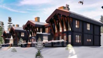 Ski Lodge 1125