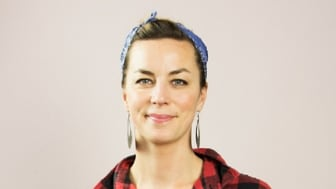 Designern och kreatören Isabelle McAllister