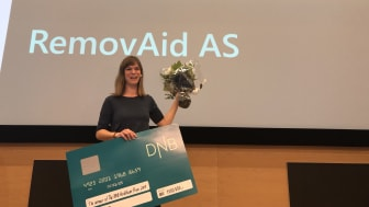 The winner of DNB Healthcare Prize 2018