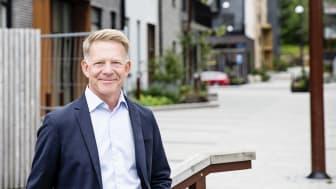 Peder Wahlgren ny VD i joint venture mellan Vectura Fastigheter och Next Step