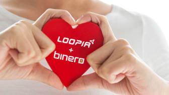 Loopia förvärvar Binero Groups webbhotellsverksamhet - stärker sin ledande position på den svenska marknaden