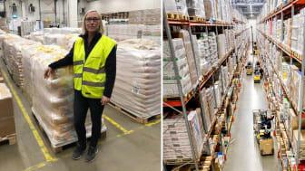 Birgitta Niemi, hållbarhets- och kvalitetssäkringsspecialist på Martin & Servera