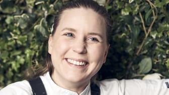 Frida Nilsson som korades till årets Stellakock, serverar Nattmackan på The Burgundy 8 maj från kl 23.