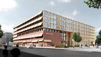 Uppsala Kommun skriver avtal med Informationsteknik  för Uppsala Nya Stadshus. Ett ordervärde på 27 MSEK. Stadshuset beräknas stå klart hösten 2021.