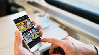 Readly is the European leader in digital magazine and newspaper subscriptions