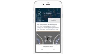 Driver Behaviour Project - app