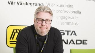 """""""Efter snart 8 fantastiska år som VD är det nu dags för mig att lämna över rodret, både Märsta Förenade och jag själv behöver nu fokusera på nya utmaningar."""" säger Mikael Andersson."""