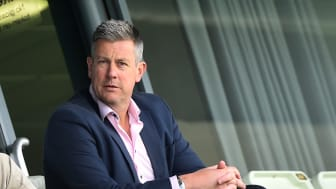 Managing Director of Men's England Cricket, Ashley Giles (Getty Images)