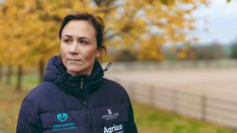 Lisen Bratt Fredricson, arrangör för Jönköping Horse Show.