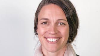 Malin Leander, logistikdirektör Arla Sverige