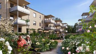 Pressinbjudan: Säljstart för Riksbyggens seniorbostäder i Åkarp, Skåne