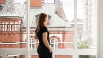 Sanna Kahlström, delägare i Mindpark och ansvarig för företagets expansion till Slagthuset i Malmö.