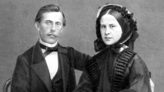 Tesalong om kärlekshistorien mellan Fredrik von Essen och Aurore Brahe.