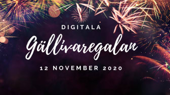 Digitala Gällivaregalan 2020 uppmärksammar det lokala näringslivet och hyllar våra främsta entreprenörer