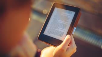 Biblioteket byter app för e-böcker