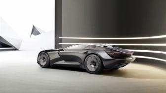 Audi skysphere med kort og sportslig akselafstand