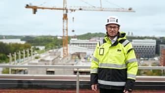 Tobias Rönje, Försäljningschef Byggelement
