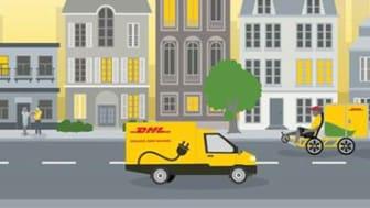 DHL Express er som første aktør innen transport / logistikk sertifisert på ISO 50001 Energi.
