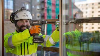 JSB Construction AB hanterar idag både arbetsorder och fakturering digitalt genom AddMobiles projekthanteringssystem. Foto: JSB Construction AB.