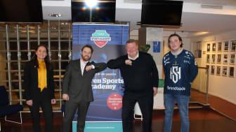 Thoren Business School Sundsvall och Sundsvall Hockey har kommit överens om ett fortsatt samarbete kring hockeygymnasiet.