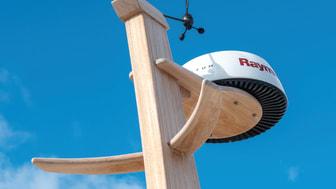 Raymarine's Quantum radar