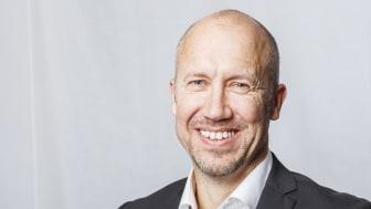 Mårten Henriksson, affärsområdeschef Energilösningar