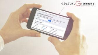 Ett av de största projekten hittills är gdprlexicon.com. Gå in på sidan för att läsa mer. // Foto: Envato Elements | Chalmers Ventures | Digital Grammars