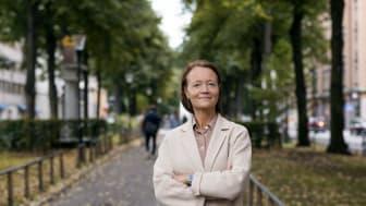 Frida Stannow Lind utses till COO på Humlegården. Fotograf: Jonas Malmström.